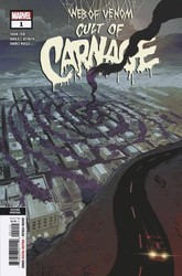 Marvel - Web Of Venom Cult Of Carnage # 1 Second Printing