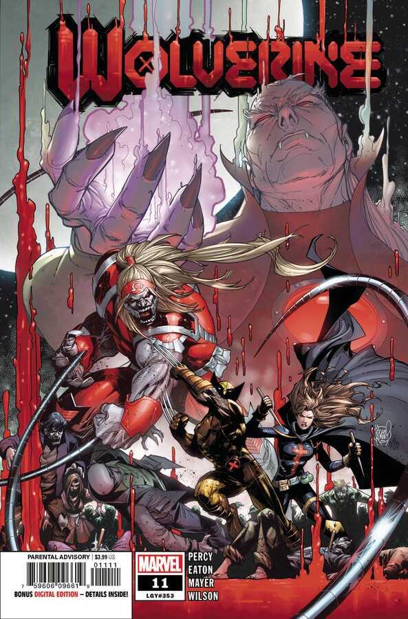Marvel - Wolverine (2020) # 11