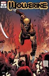 Marvel - Wolverine (2020) # 3 1:25 Tony Daniel Variant