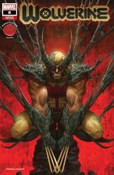 Marvel - Wolverine (2020) # 8 RAPOZA KNULLIFIED VAR