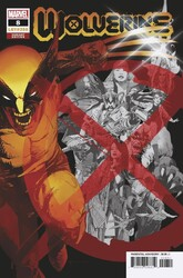 Marvel - Wolverine (2020) # 8 WOLVERINE #8 SIENKIEWICZ VAR
