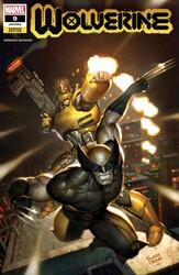 Marvel - Wolverine (2020) # 9 1:25 RYAN BROWN VAR