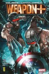 Gerekli Şeyler - Wolverine Captain America Weapon Plus