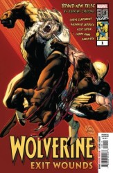 Marvel - Wolverine Exit Wounds # 1