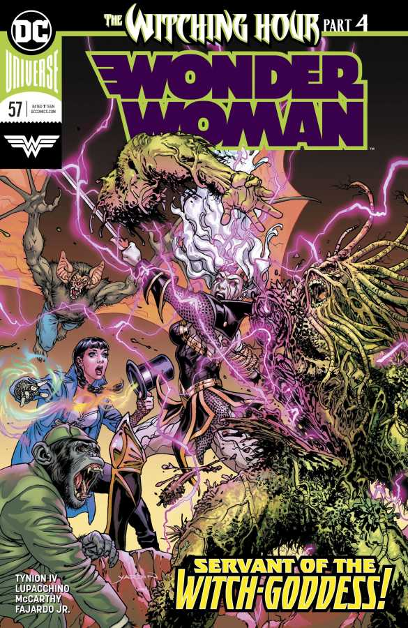 DC - Wonder Woman # 57 Witching Hour