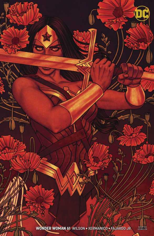 DC - Wonder Woman # 61 Variant