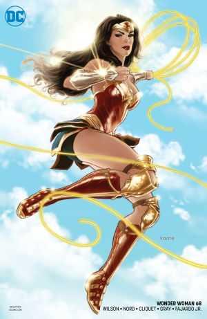 DC - Wonder Woman # 68 Variant