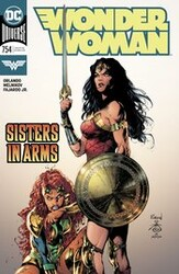 DC - Wonder Woman # 754