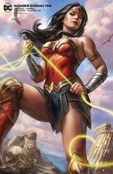 DC - Wonder Woman # 755 Ian McDonald Variant