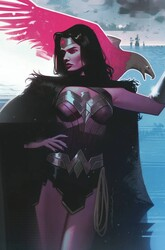 DC - Wonder Woman # 758 Jeff Dekal Variant