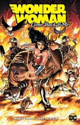 DC - Wonder Woman Come Back To Me TPB