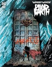 DC - Wonder Woman Dead Earth # 3