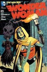 DC - Wonder Woman (New 52) # 14