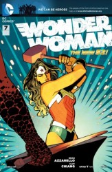 DC - Wonder Woman (New 52) # 7