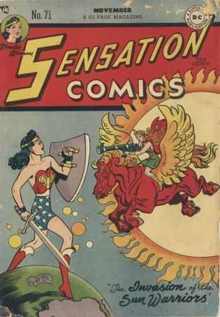 DC - Wonder Woman The Golden Age Omnibus Vol 4 HC