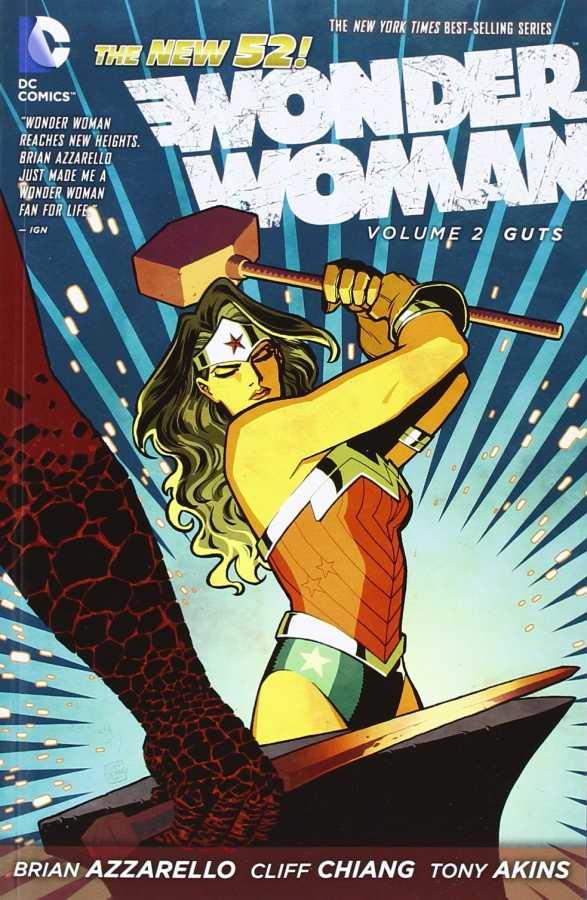 DC - Wonder Woman (New 52) Vol 2 Guts TPB