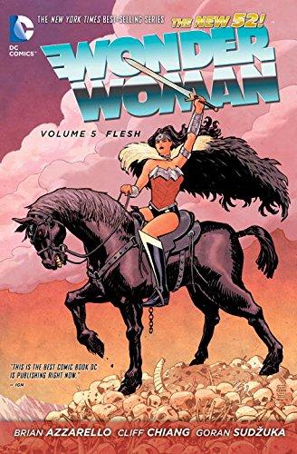 DC - Wonder Woman (New 52) Vol 5 Flesh TPB