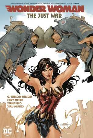 DC - Wonder Woman Vol 1 The Just War TPB