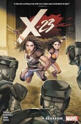 Marvel - X-23 Vol 2 X-Assassin TPB