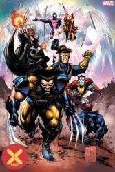 Marvel - X-Men (2019) # 1 1:25 Portacio Variant