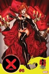 Marvel - X-Men (2019) # 6 Brooks Dark Phoenix Variant
