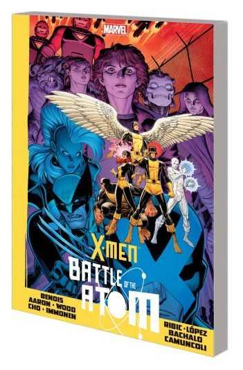 Marvel - X-Men Battle Of Atom TPB