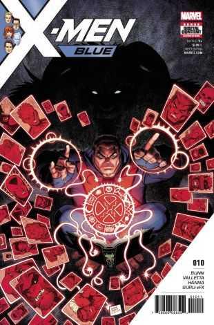 Marvel - X-Men Blue # 10