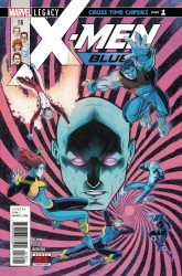 Marvel - X-Men Blue # 16