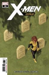 Marvel - X-Men Gold # 36
