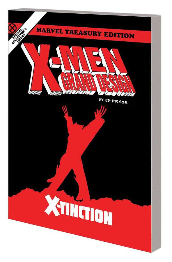 Marvel - X-Men Grand Design X-Tinction TPB