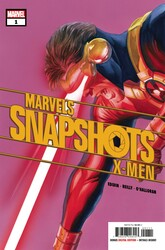 Marvel - X-Men Marvel Snapshot # 1