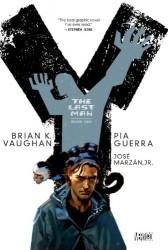 Vertigo - Y The Last Man Book One TPB