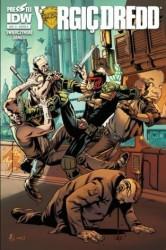 Presstij - Yargıç Dredd Sayı 12 B Kapak
