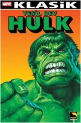 Büyülü Çizgi Roman - Yeşil Dev Hulk Klasik Cilt 3