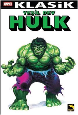 Büyülü Çizgi Roman - Yeşil Dev Hulk Klasik Cilt 4