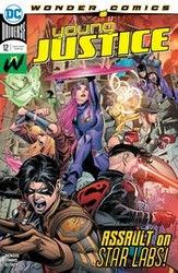 DC - Young Justice # 12