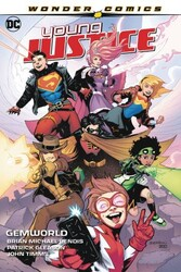 DC - Young Justice Vol 1 Gemworld TPB